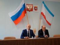 В администрации состоялось рабочее совещание по вопросу санитарного состояния территории Советского сельского поселения